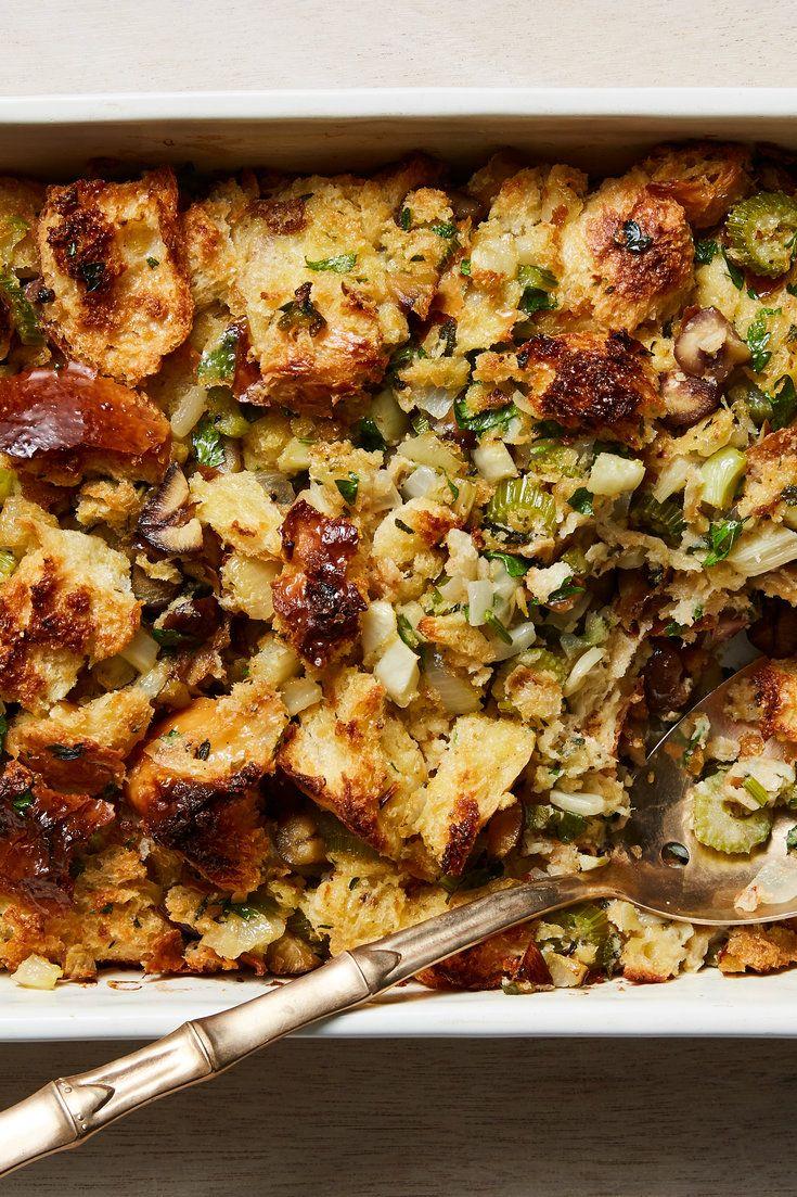Brioche Chestnut Stuffing Recipe NYT Cooking: Stuf
