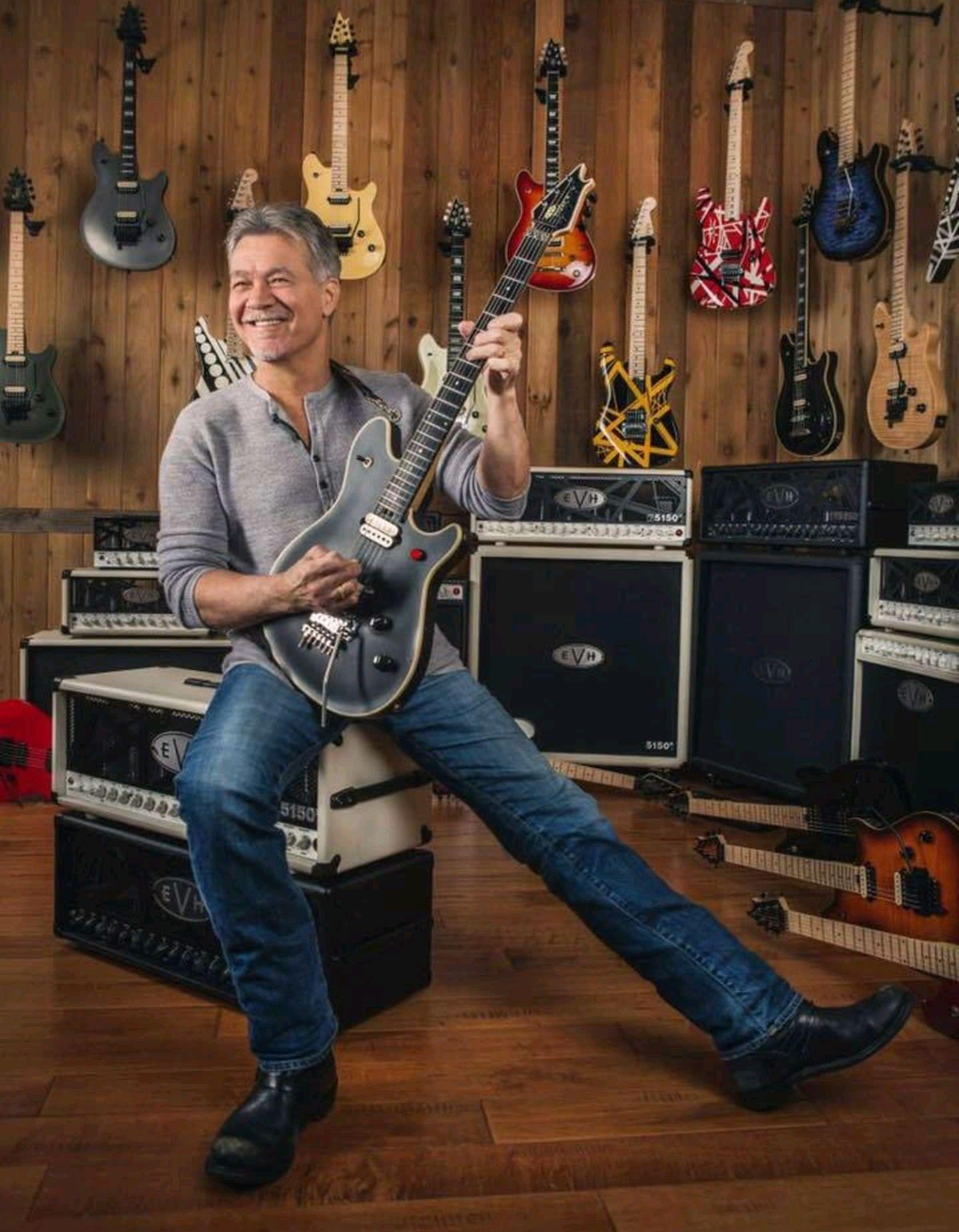 Eddie Van Halen Van Halen Eddie Van Halen Halen