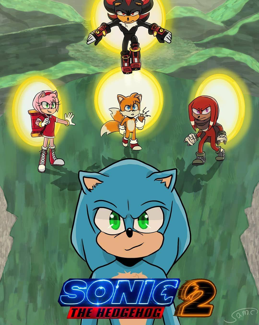 Pin On Sonic Movie