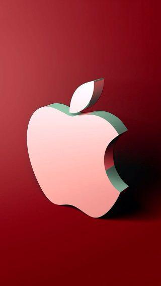 Apple Red Apple Iphone Wallpaper Hd Apple Wallpaper Iphone Iphone Wallpaper Green