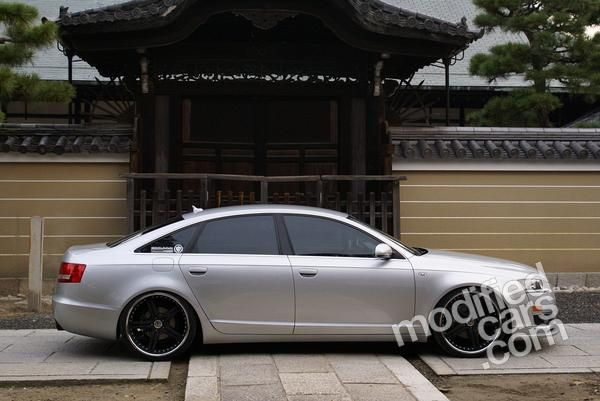 2006 Audi A6 Custom Wheels