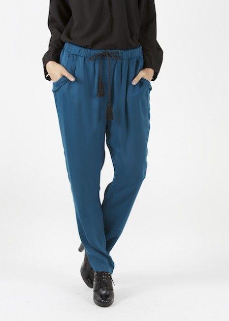 Precioso pantalón de meisie para este otoño!!