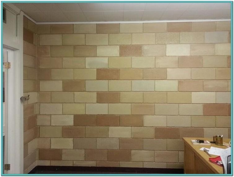 Cinder Block Paint Colors In 2020 Cinder Block Walls Cinder Block Paint Block Wall