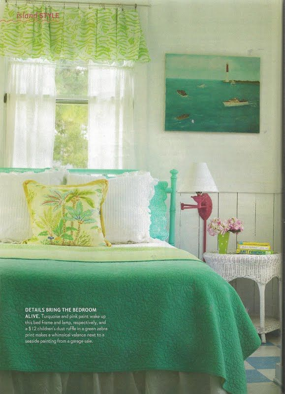Jane Coslick Cottages Fresh Colors Fresh Cottage Home Decor