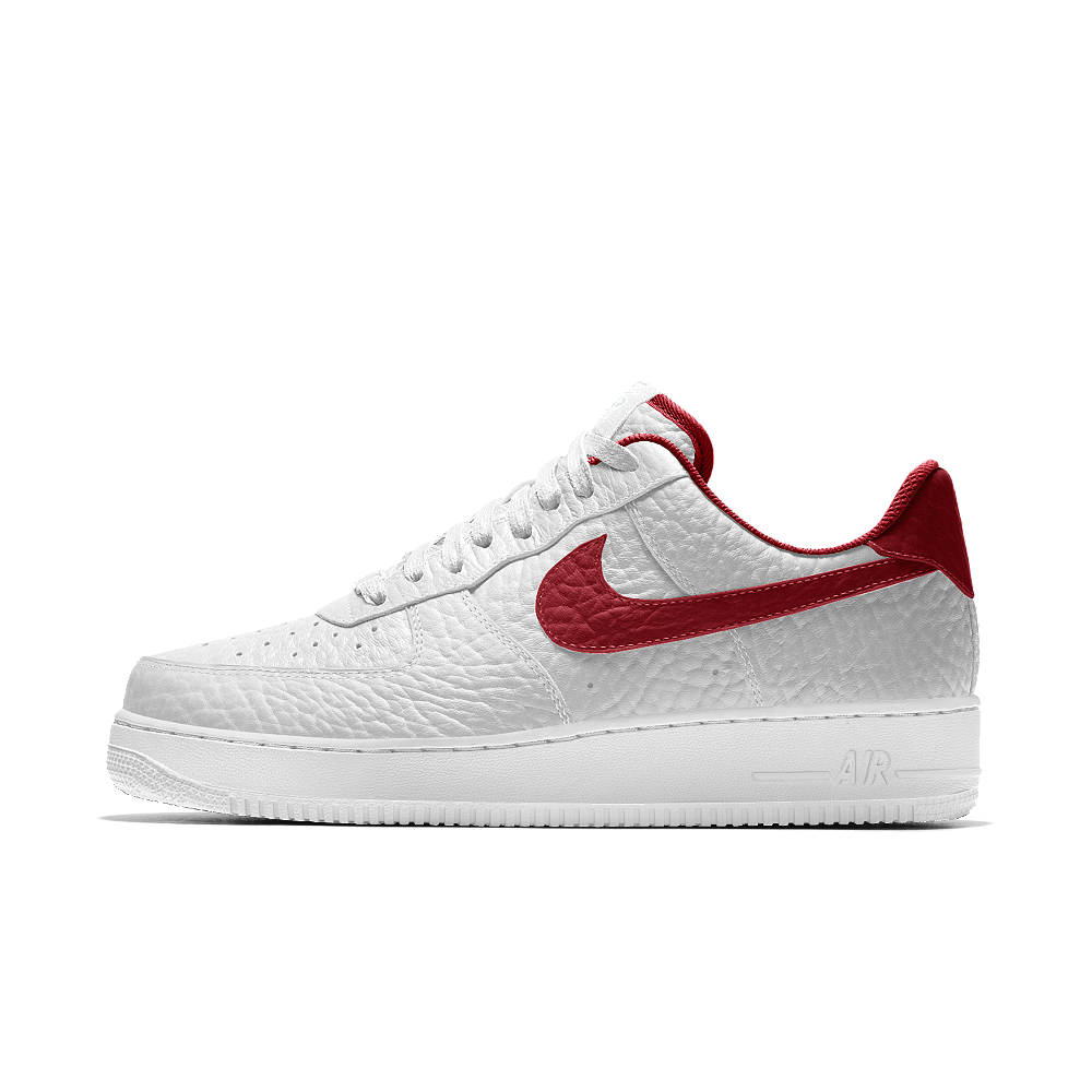 Nike Air Force 1 Low Premium iD (Miami Heat) Men's Shoe Size 12.5 (