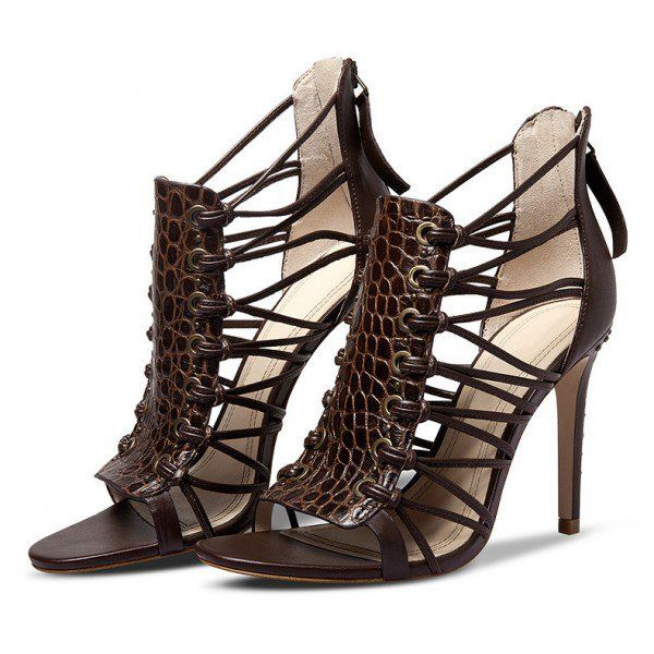 Fashion Women Woven Flat Sandals Peep Toe Gladiator Strappy Pumps Shoes Party US