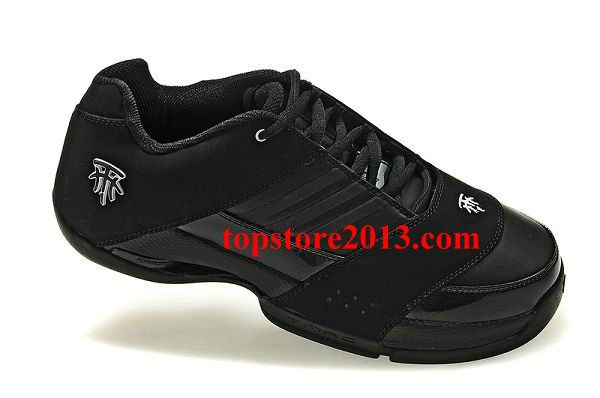 7ff73a7f177d Adidas T-Mac 6 Shoes Black-Black Hot Sale
