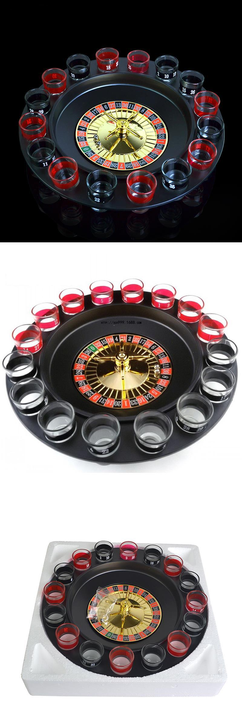 [Visit to Buy] Creative Russia Drinking turntable Shot