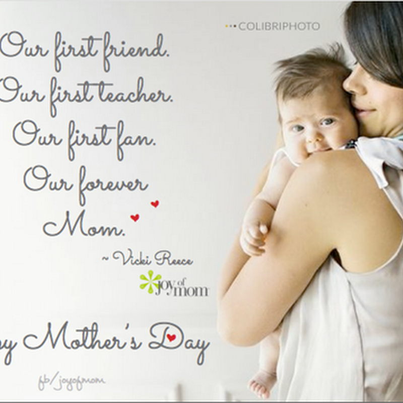 Mothers day quotes from daughter our first friend