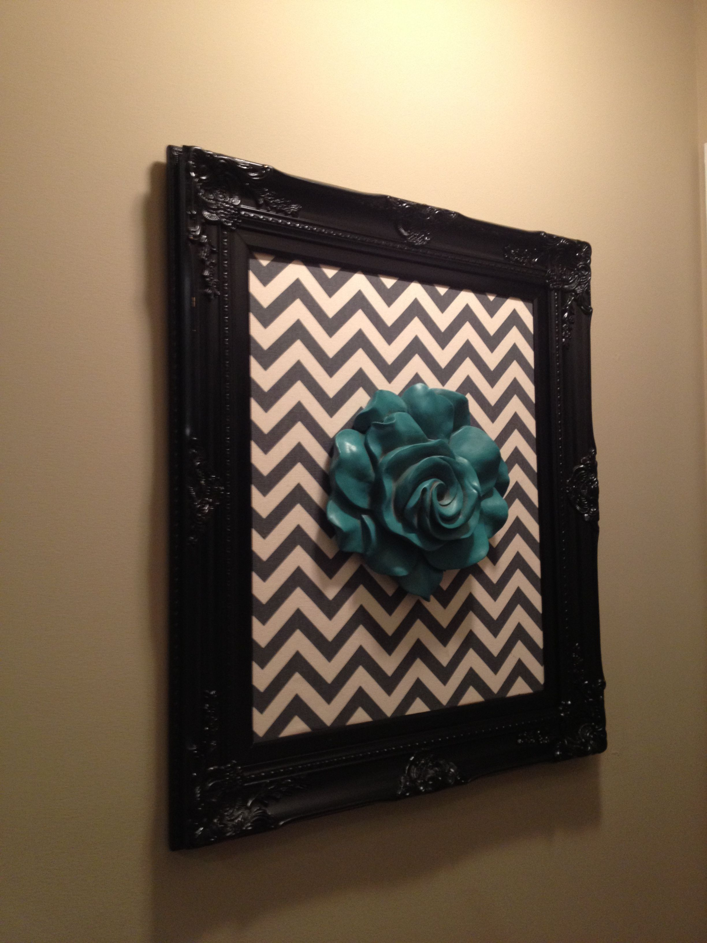 Wall decor! $2 flower from Hobby Lobby Clearance isle ... on Hobby Lobby Furniture Clearance id=85446