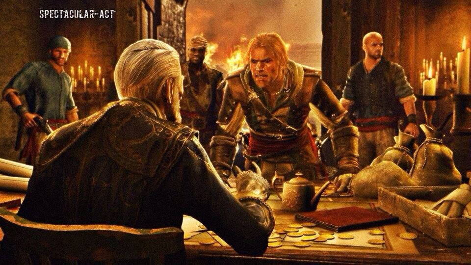 Edward Kenway And Torres Assassin S Creed Iv Black Flag Art Assassins Creed Black Flag All Assassin S Creed Assassins Creed
