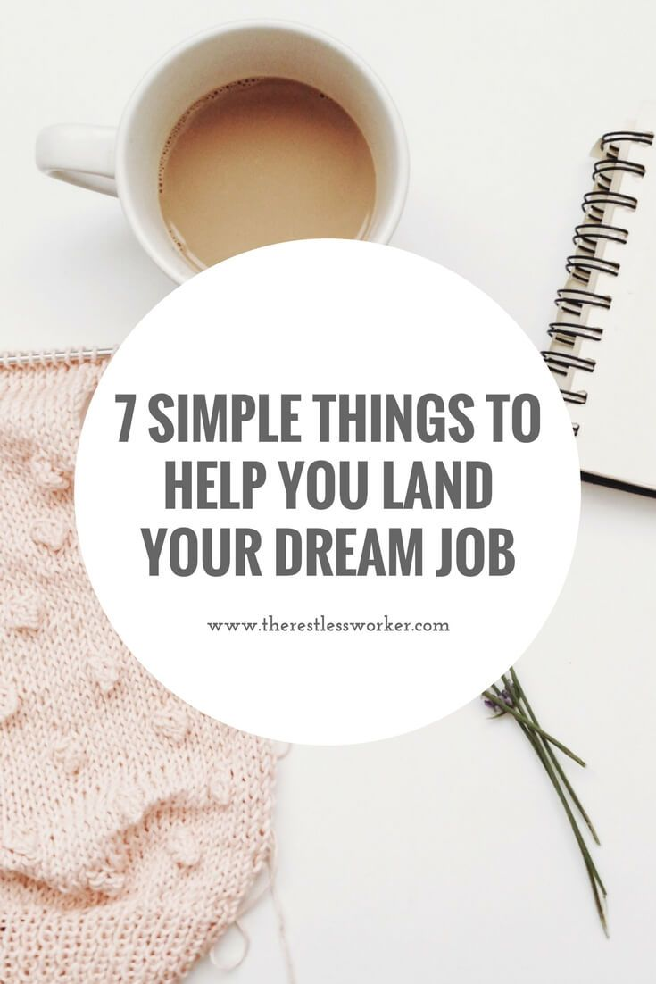Looking to make the next step in your career? Try this: