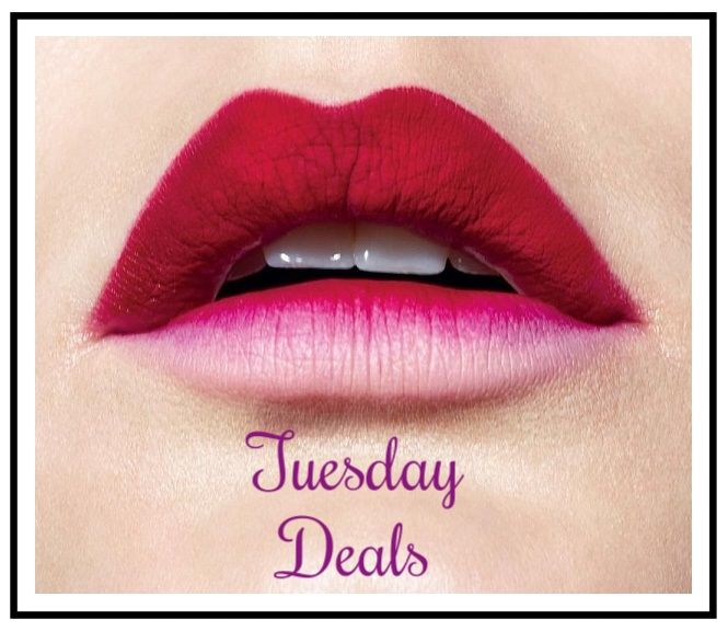 Tuesday Deals #beauty #makeup #skincare #fashion #bloggers