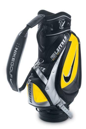 d9d985c76b76 Nike Golf NIKE SQ 9.5 INCH STAFF GOLF BAG Black Yellow - review ...