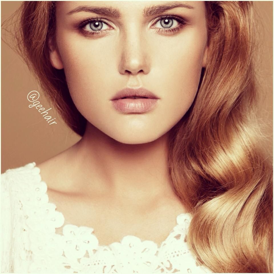 apricot blonde uc strawberryblonde waves are spring perfection