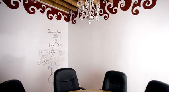 fs4233 this meeting room is also designed efficiently for business planning and great communication