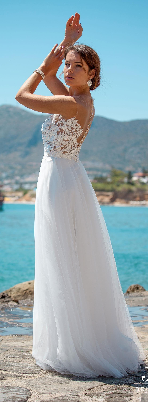 New Collection 2018 wedding wears. Bridal designer Julija Bridal ...