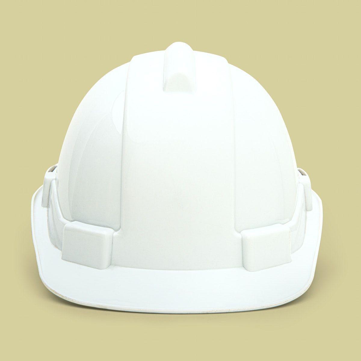 Download Premium Illustration Of White Hard Hat On Beige Background 2437343 Beige Background Beige Hard Hat