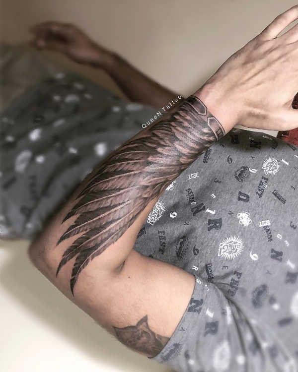 Ali Significato Idee E Foto Tatuaggio Ali Tatuaggi Tatuaggi