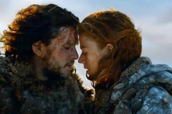 """Photo of Reseña de """"Juego de tronos"""": Jon Snow e Ygritte están en la pared antes de la muerte"""