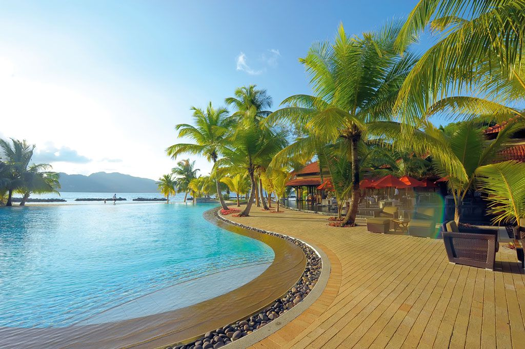 Seychelles Has Very Few All Inclusive Options And Sainte