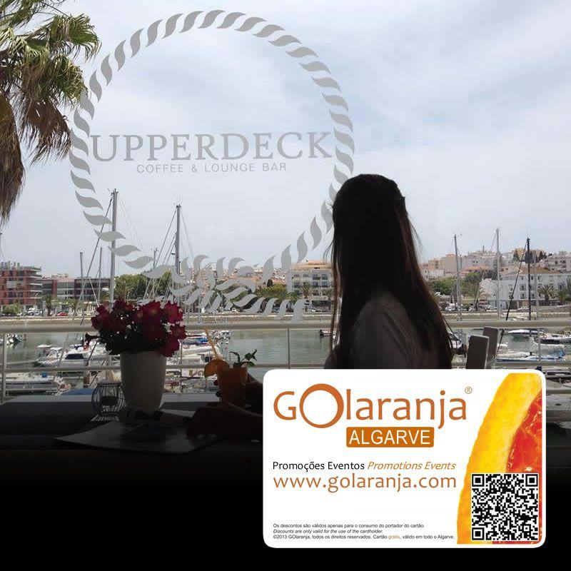 Upperdeck Coffee & Lounge Bar @ GOlaranja Algarve   Lagos http://www.golaranja.com/pt/golaranja/diretorio/upperdeck-coffee-lounge-bar #Upperdeck #MarinaLagos #Lounge #Bar #Lagos #GOlaranja #Algarve