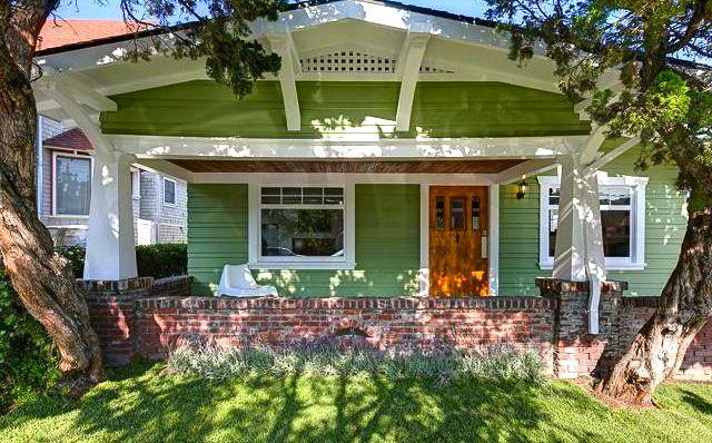 1915 craftsman 5118 el rio ave los angeles 90041 for California bungalow vs craftsman