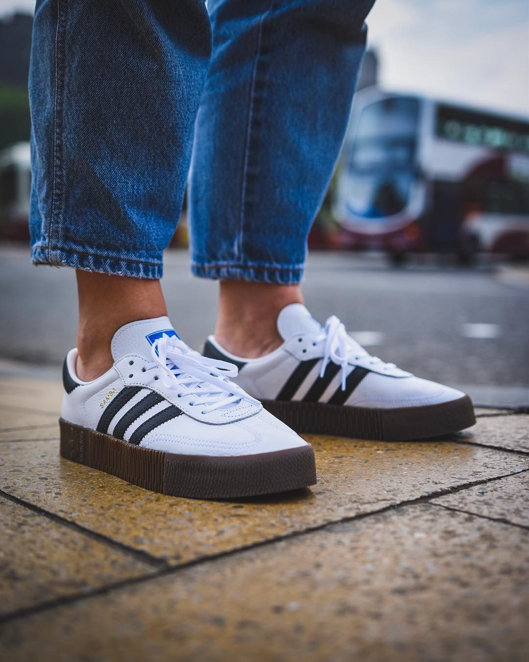 adidas Originals Samba Rose | Samba shoes, Adidas shoes ...
