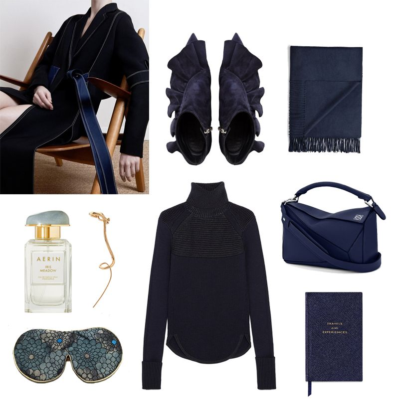 Fashion Squad / Feeling Blue //  #Fashion, #FashionBlog, #FashionBlogger, #Ootd, #OutfitOfTheDay, #Style
