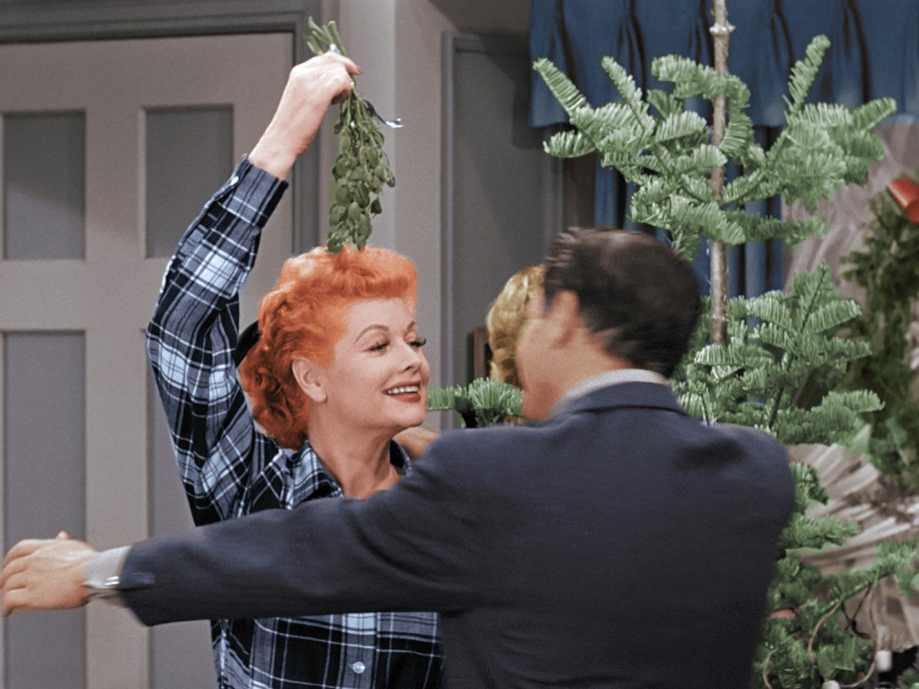 When Is The I Love Lucy Christmas Special On For 2020? New Photos from the Colorized I Love Lucy Christmas Special