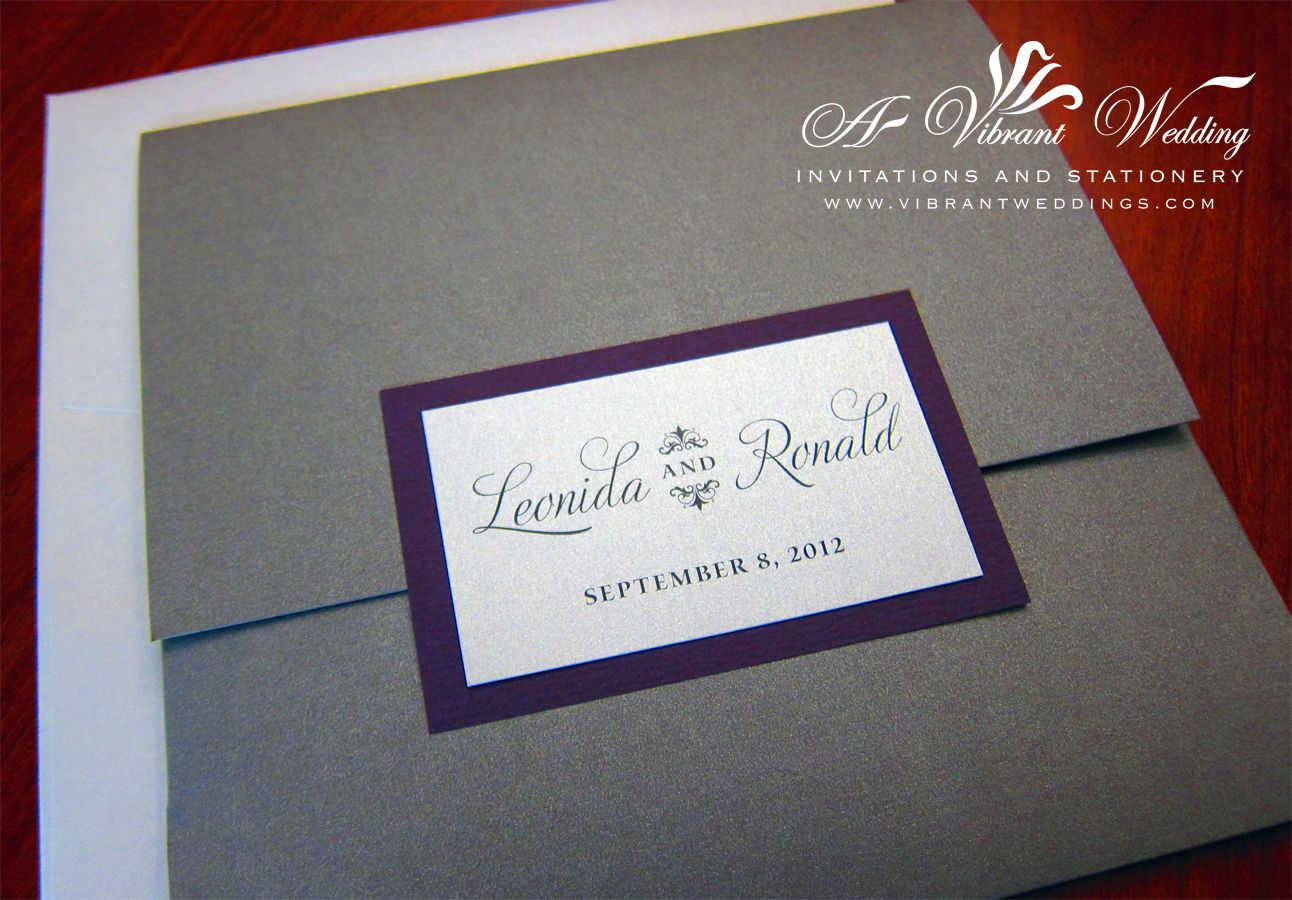 Expensive Wedding Invitation: Expensive Modern Wedding Invitations
