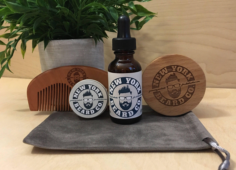 Beard Oil Grooming Kit Bag Beard grooming, Beard oil