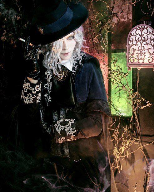 Halt [Japan] as Edmond Dantes [Fate/Grand Order] Follow dan