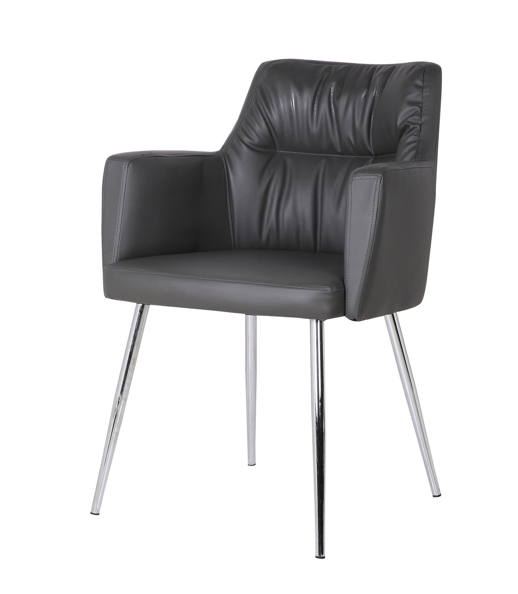 Faux leather accent arm chair leather accent chair