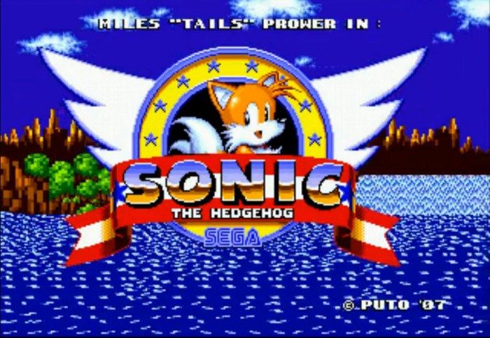 Tails In Sonic The Hedgehog Sonic The Hedgehog Mega Drive Games Sonic