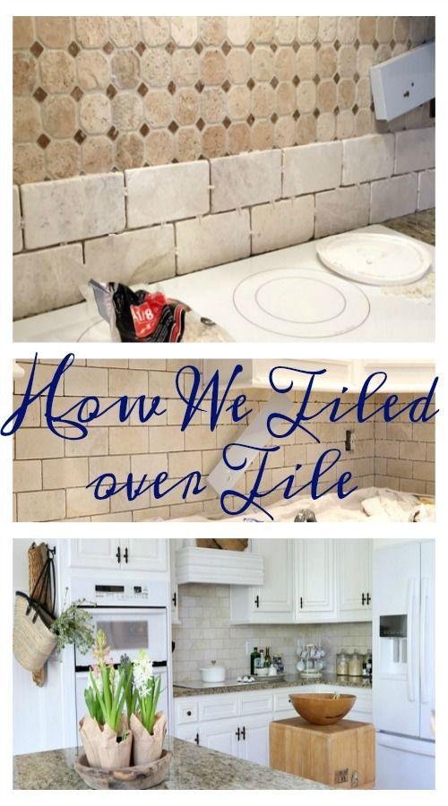 How We Tiled Over Tile