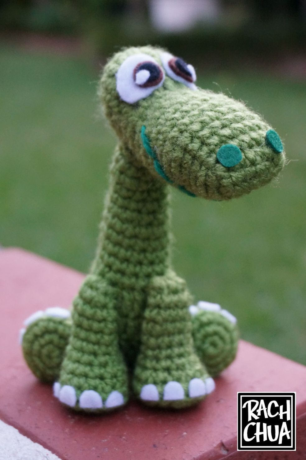 Dinosaur Amigurumi_15