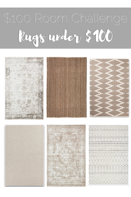 100 Room Challenge Week 3 Best Rugs Under 100 Cool Rugs Rugs