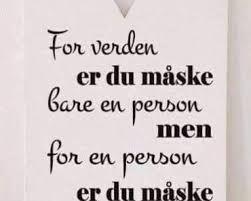 danske ordsprog om livet