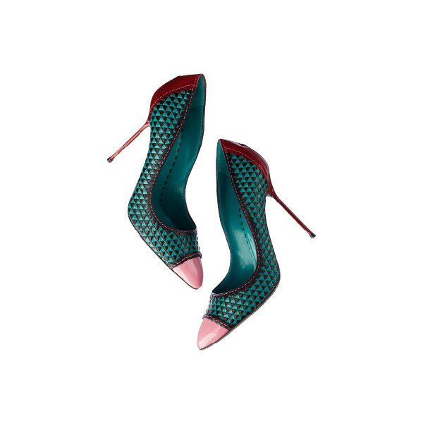 48cbc2f01021 SERGIO ROSSI ❤ liked on Polyvore featuring shoes