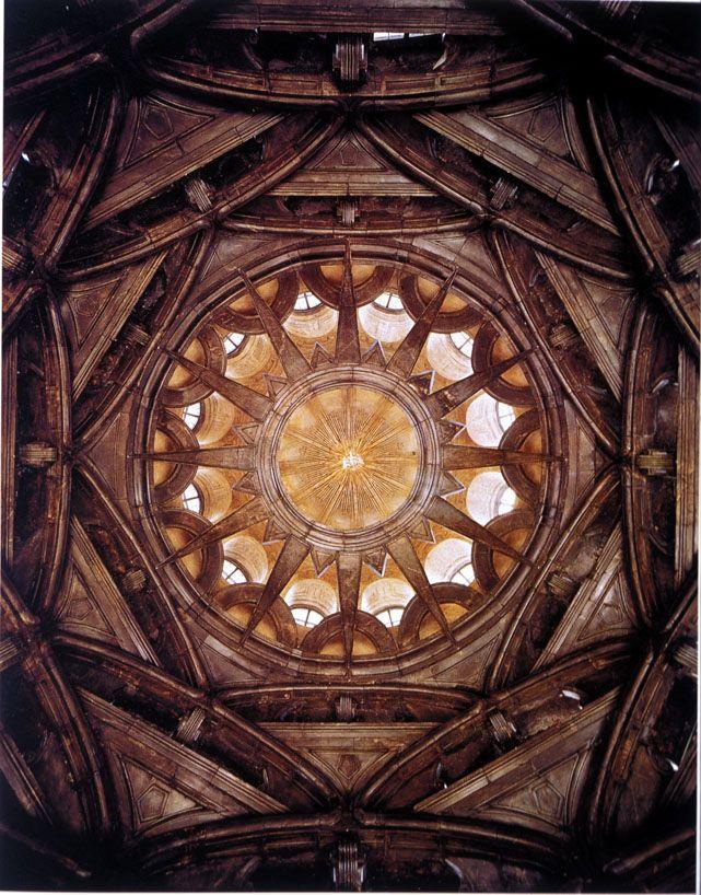 Guarino guarini modne 1624 milan 1683 chapelle du saint suaire guarino guarini modne 1624 milan 1683 chapelle du saint suaire turin 1667 1690 coupole fandeluxe Images