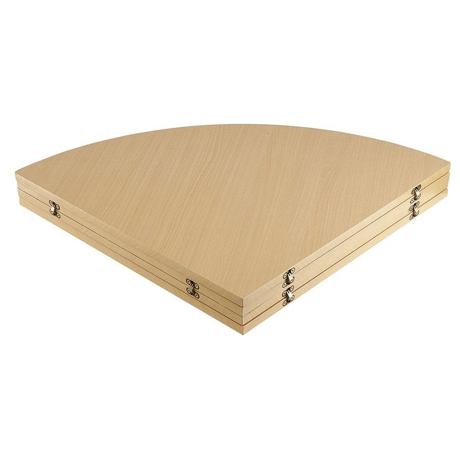 Folding Round Table Top Extender