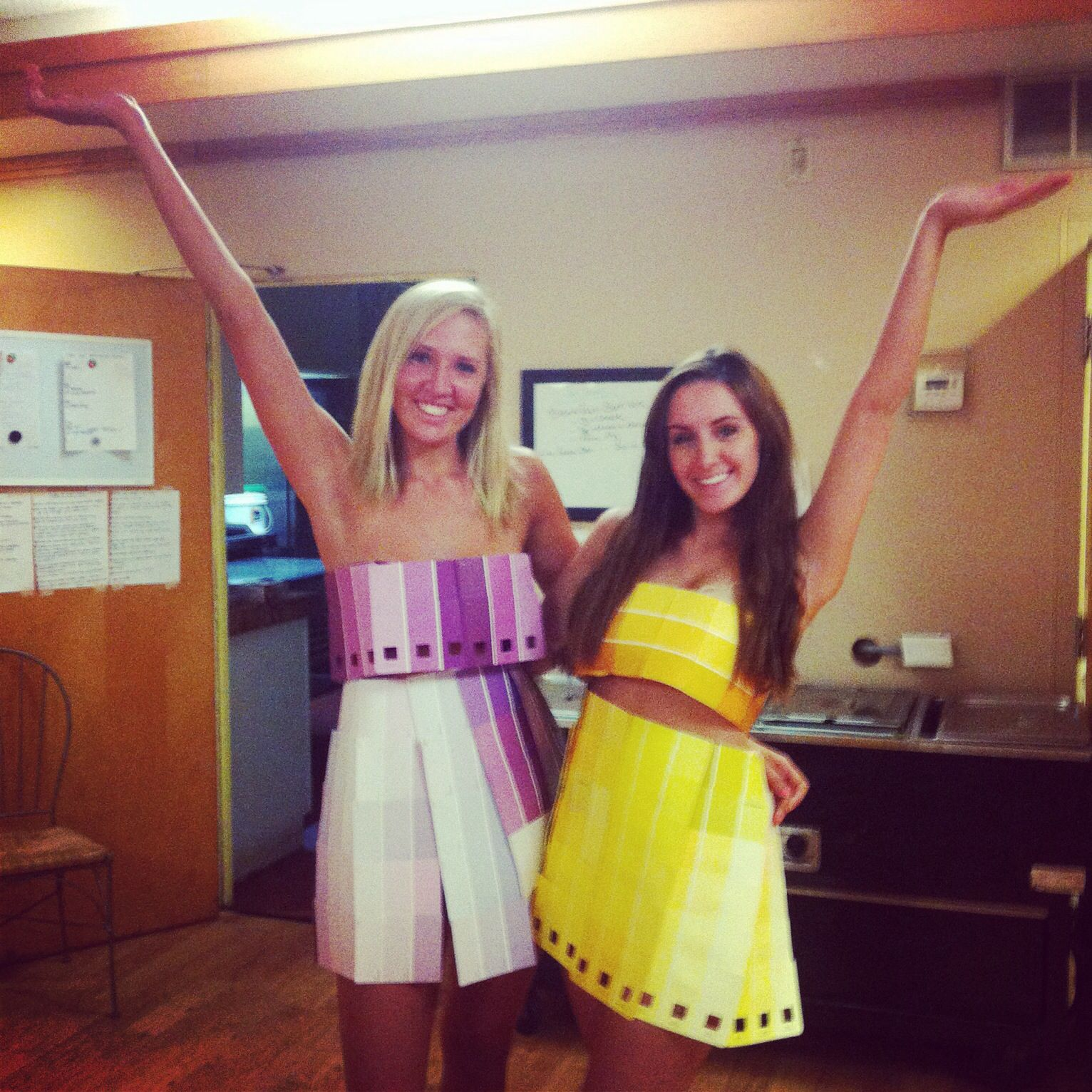 Fantastic Girls Matching Abc Party Ideas Anything But Clos All You Need Is Paint Strip Samples Andpackaging Anything But Clos All You Need Is Paint Strip Samples Abc Party Ideas ideas Abc Party Ideas
