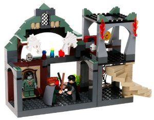 Lego Harry Potter Professor Lupin S Classroom 4752 By Lego