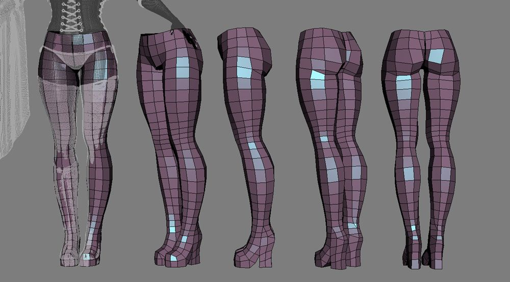 Emma Frost WIP 21 by HazardousArts | topology | Pinterest ...