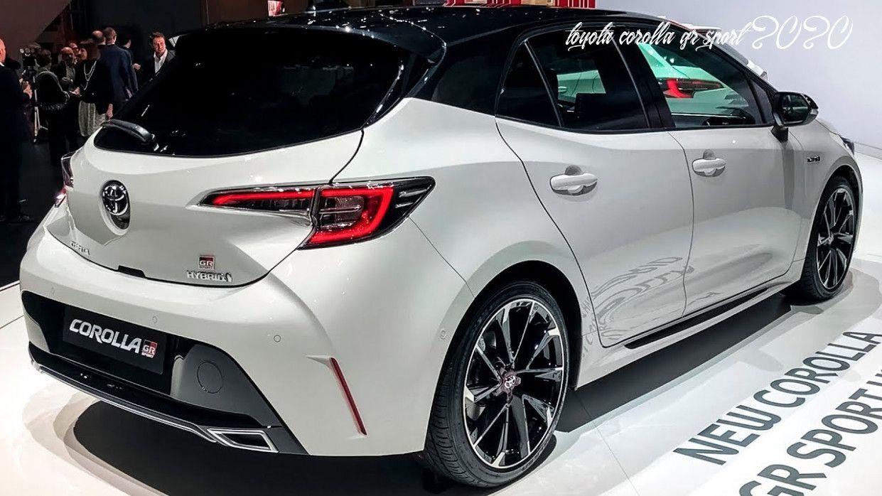 Toyota Corolla Gr Sport 2020 In 2020 Toyota Corolla Toyota Corolla Sport Toyota