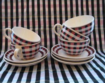villeroy & boch glasgow 1950s pattern | prints + colors + textures ...