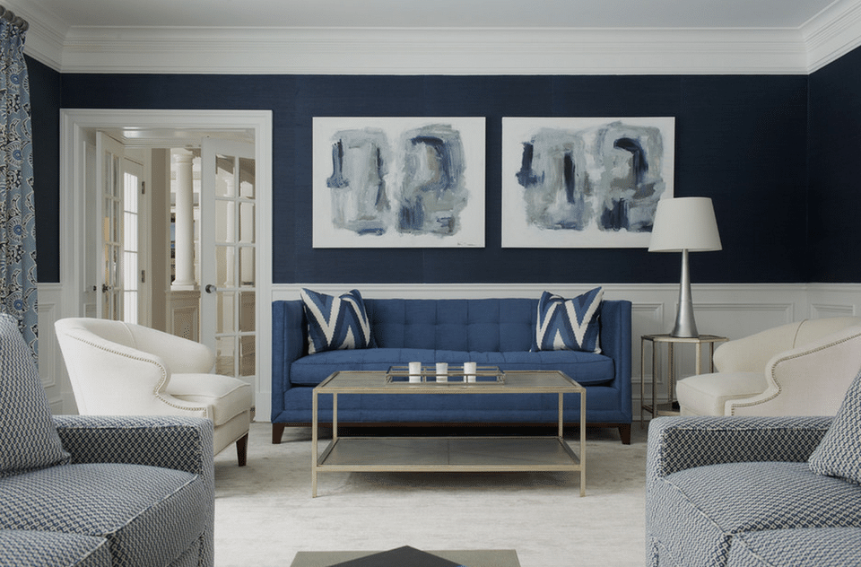Best Beautiful Blue Living Room Ideas Blaue Wohnzimmer 400 x 300