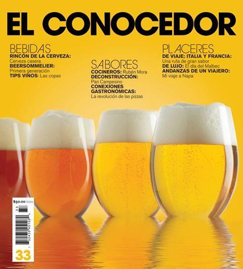Búsquenos en esta edición de la Revista el Conocedor Julio 2013.