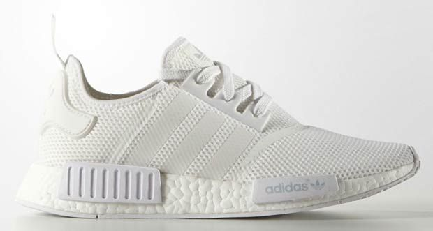 Adidas Ultra Boost White Nmd